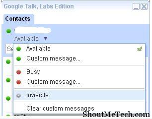Google Talk Labs