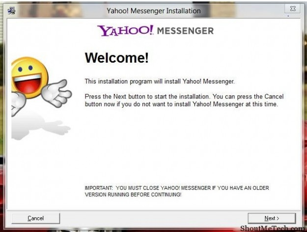 How to Download Yahoo Messenger Offline Installer