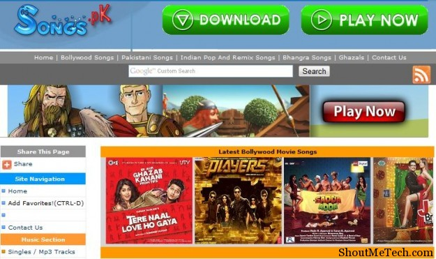 SONGPK Free Mp3 Download SongPK Hindi Punjabi English SongsPK