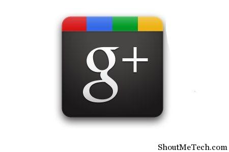Google plus vanity URL