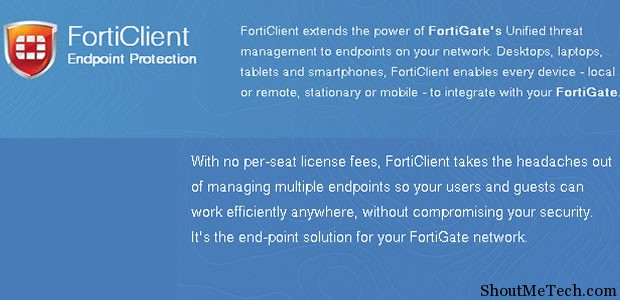 Forticlient Free Antivirus