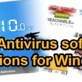 Best Antivirus software for Windows with Free Download Link