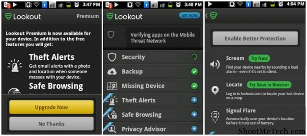 Antivirus and Security | Lookout