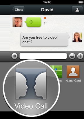 Wechat Video Chat