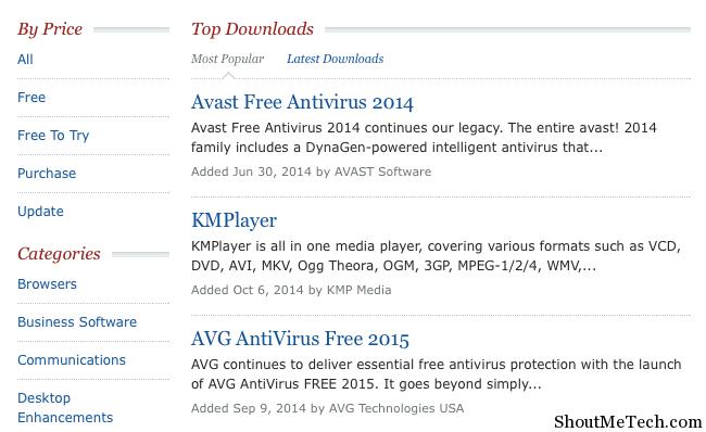ZdNet Downloads