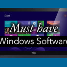 14 Must-Have Windows Software Worth Downloading