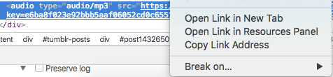 Openlink in new tab