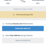 How to Trade in Amazon Gift Cards for Bitcoin