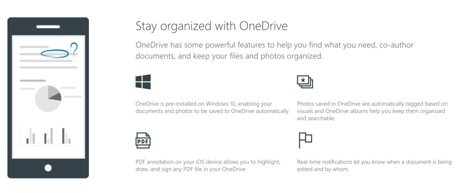 Microsoft cloud storage