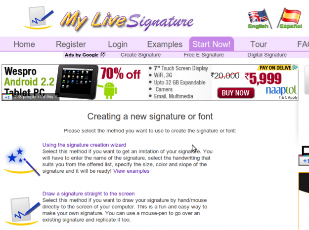 How to Create Personal Email Signature