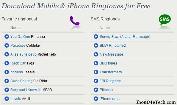 Top 10 websites and apps to get ringtones for iphone | leawo.