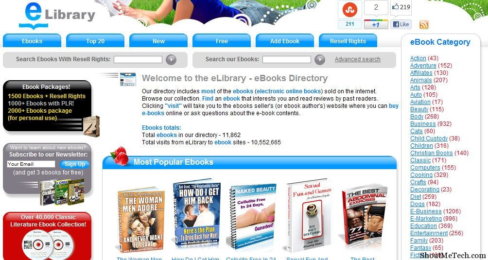 best website to download books pdf