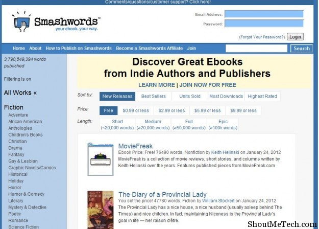 Promote your book at all stores - On your website, blog and in other social media promotions, provide a direct hyperlink to your books at all retailers served by Smashwords, including the Smashwords Store. Each book you sell at Apple Books, Barnes & Noble and Kobo and other Smashwords distribution partners will also help you sell more in the Smashwords Store, because sales there will raise your .