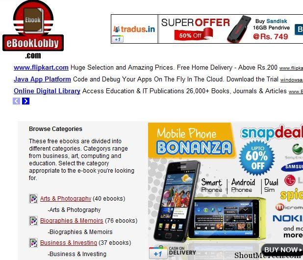 Ebook Lobby