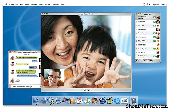 iChat for mac