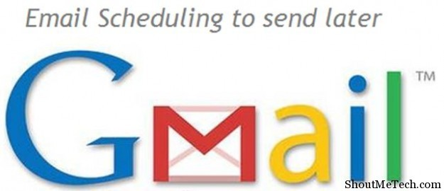 schedule email in gmail