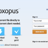 BoxoPus Directly Download Torrents to Dropbox Account