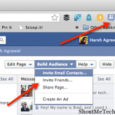 How to Select All Friends on Facebook For Page Invitation