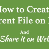 How to Create Torrent File on Mac & Share it on Web