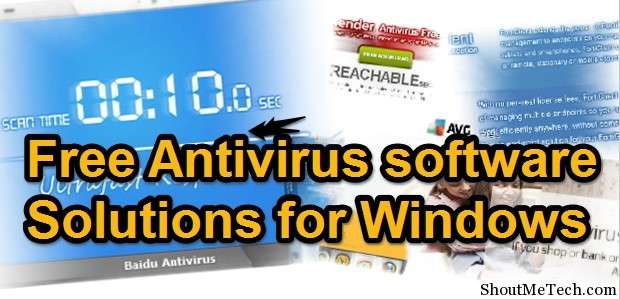 Free Antivirus Software For Window