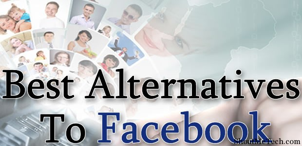 alternatives of facebook