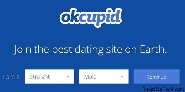 okcupid Dating Website