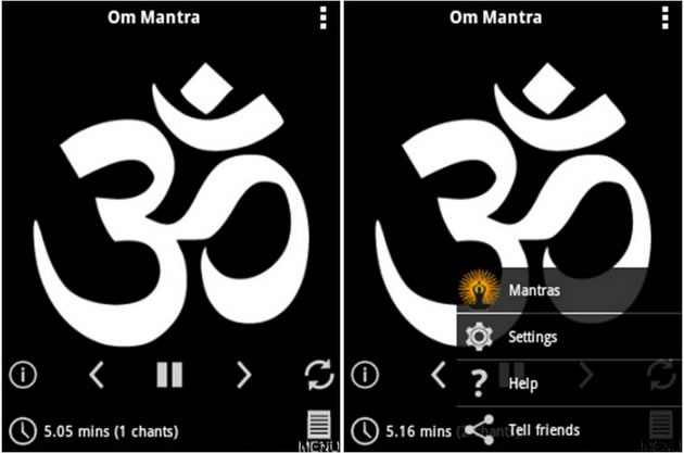 OM Meditation Trainer