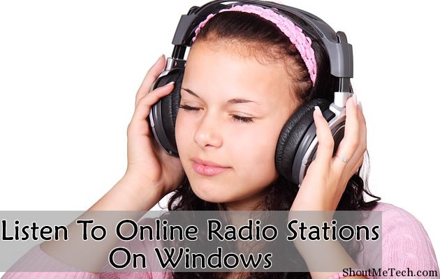 Online Radio Softwares for Windows