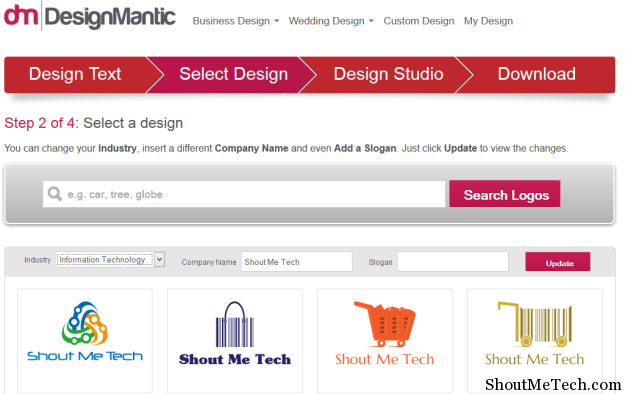 Design Mantic