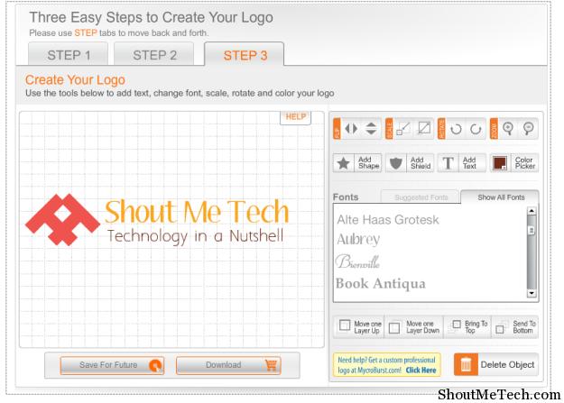 Logo Snap - Logo Designing