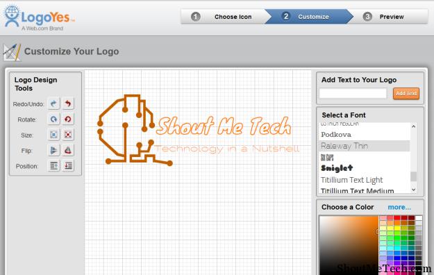 Logo Yes - Logo Designing Site