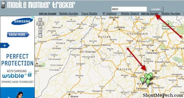 Trace Mobile Number On Map How to trace a call location