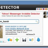 Yahoo Messenger Invisible Detector Online Websites