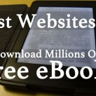 4 Best Websites to Download Millions Of Free Ebook