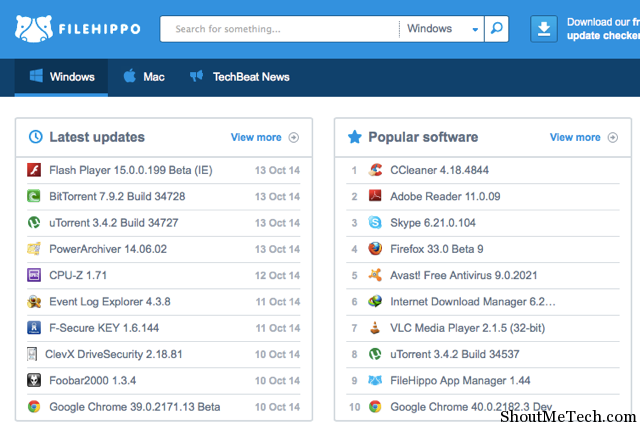 Filehipppo download free software