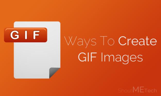 Create GIF Image