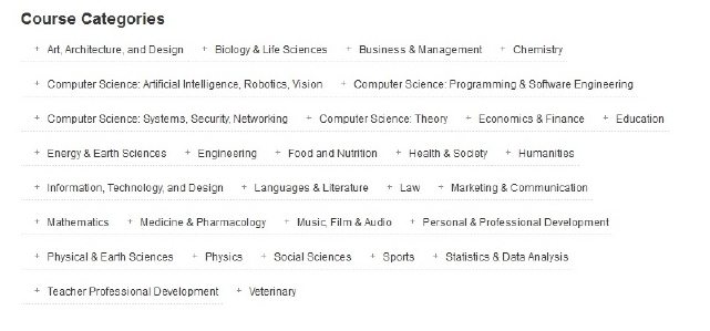 Course-Categories