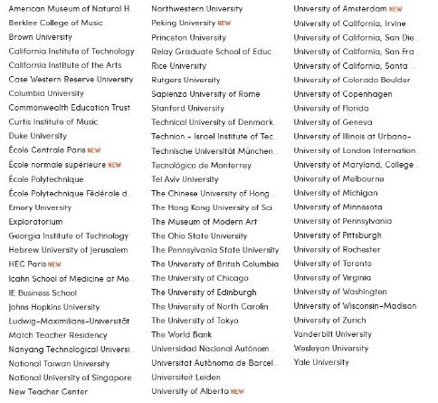 Coursera-Partners