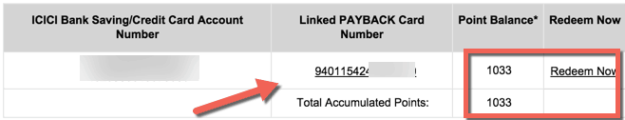 ICICI-Payback-account-number
