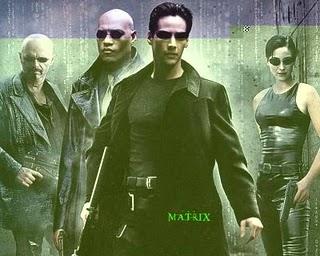 matrix1 Poster